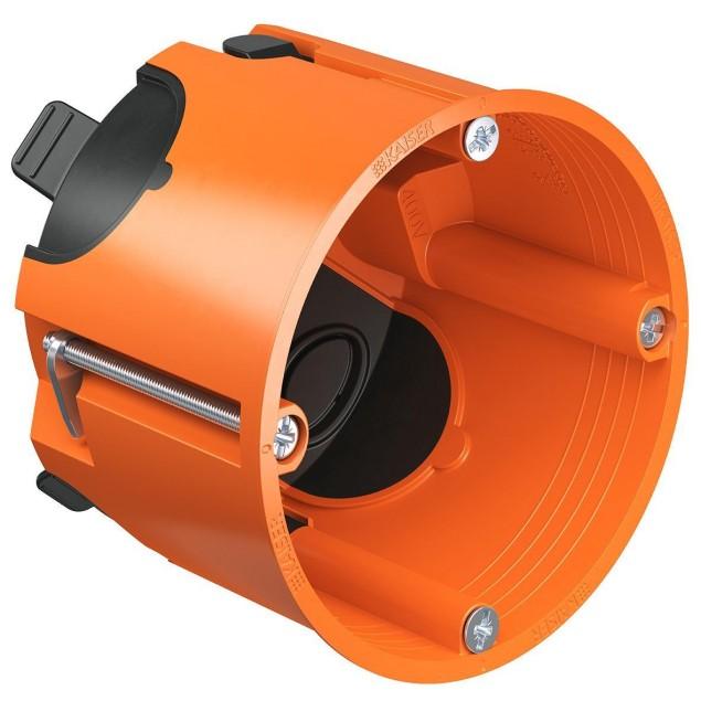 Коробка монтажная глубокая герметичная для г/к с трубными вводами