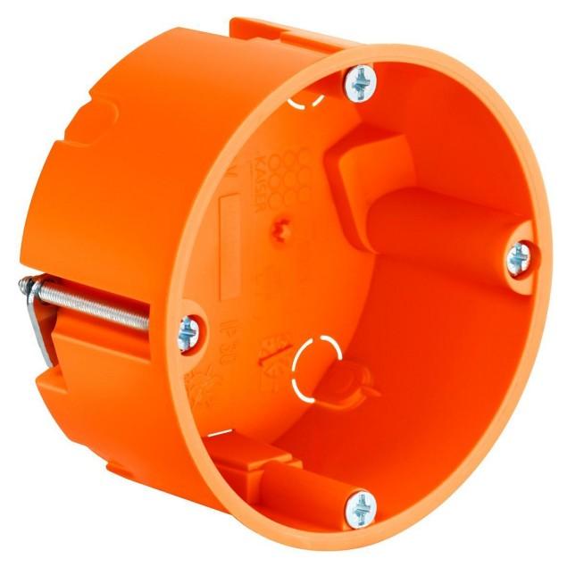 Установочна коробка для тонких конструкций 35 мм